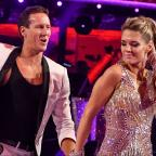 Droitwich Advertiser: Charlotte Hawkins and Brendan Cole (Kieron McCarron/BBC/PA)