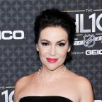 Droitwich Advertiser: Alyssa Milano (Richard Shotwell/Invision/AP)