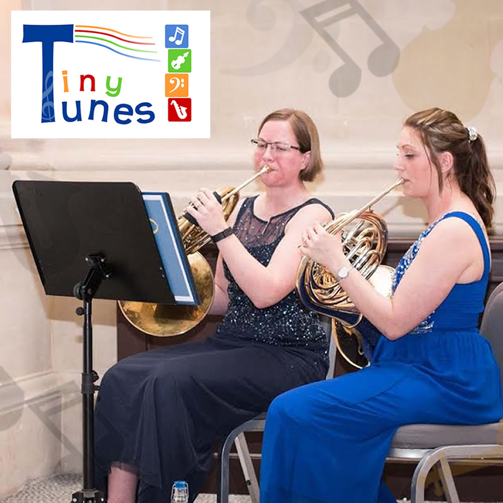 Tiny Tunes Concert - Music from Stage and Screen - with Two Horns!