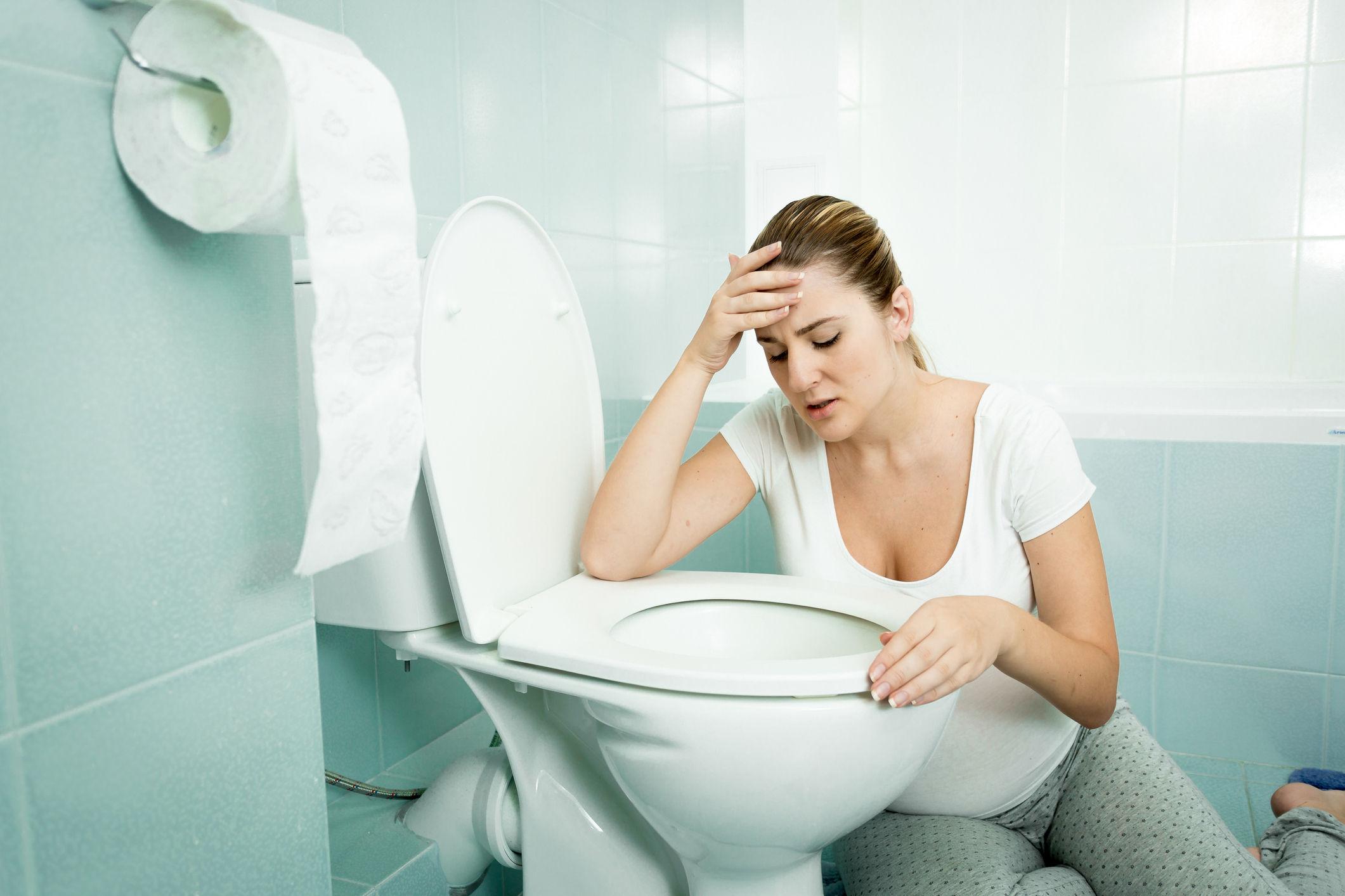 Почему беременную тошнит по вечерам 85