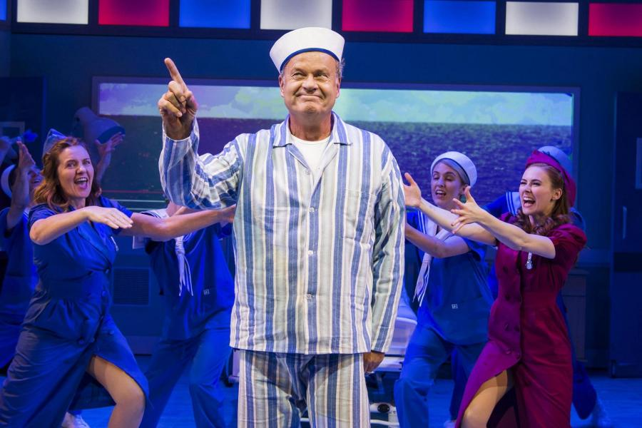 BIG FISH THE MUSICAL - Theatre Review (London)