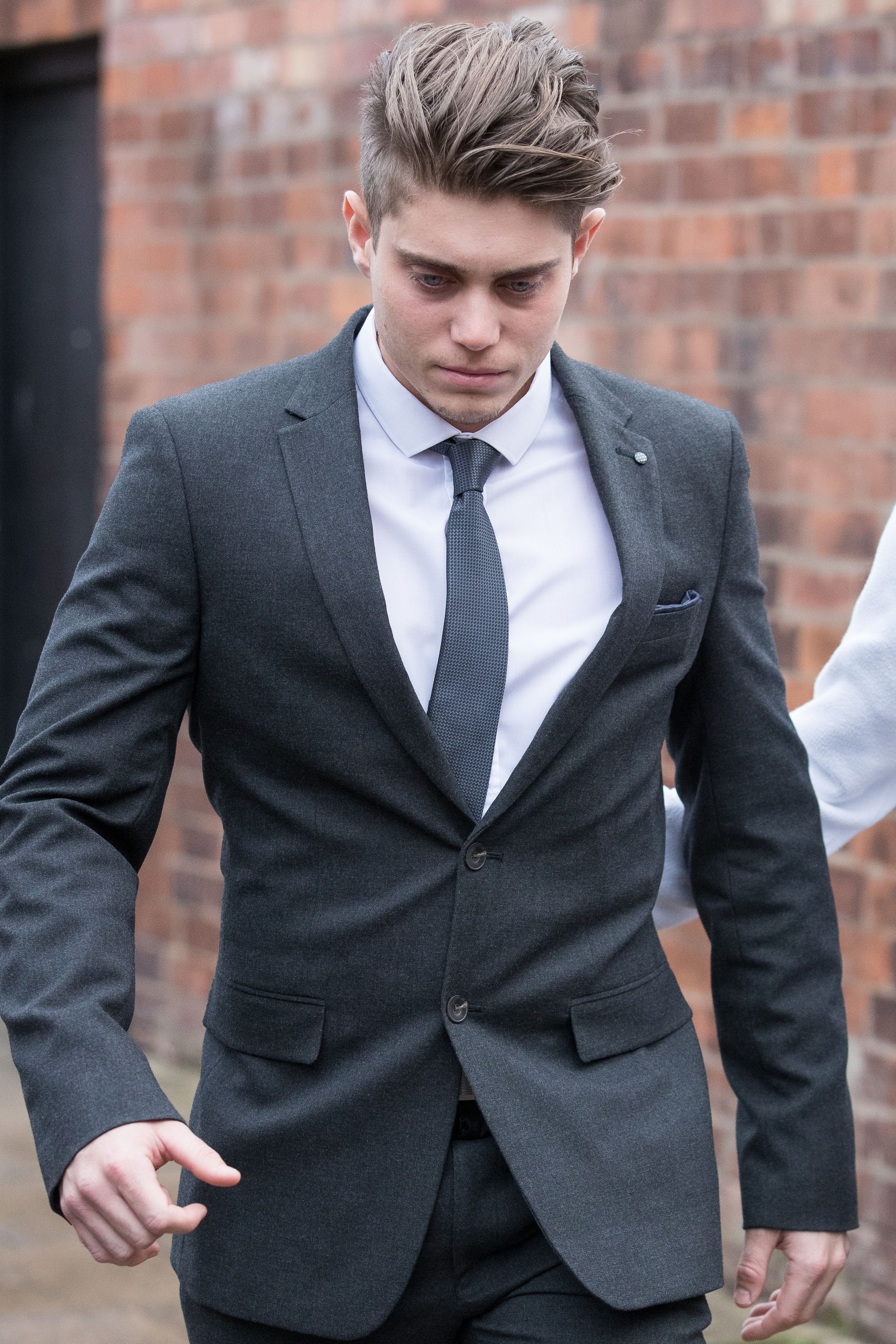 COURT: Cricketer Alex Hepburn has appeared at Worcester Crown Court. Picture: Aaron Chown/PA Wire