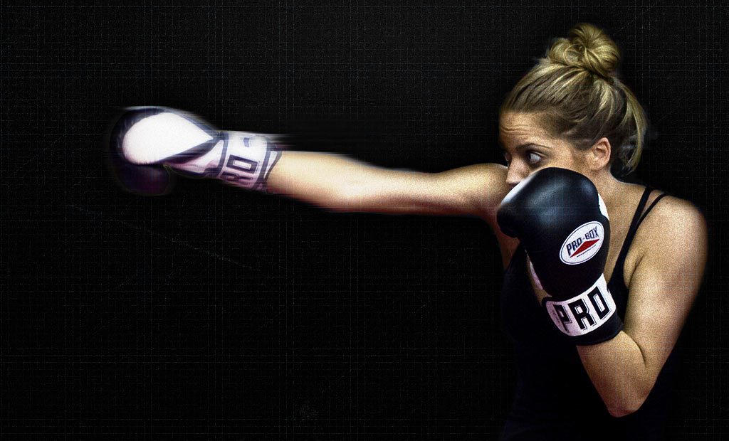 10 Weeks Boxing Or Kickboxing Course