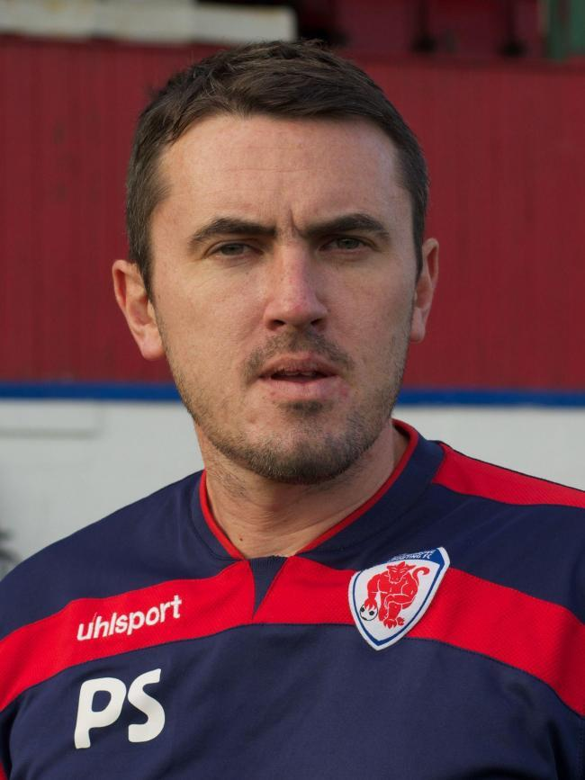STALLED: Bromsgrove Sporting boss Paul Smith appears no closer to penning a contract