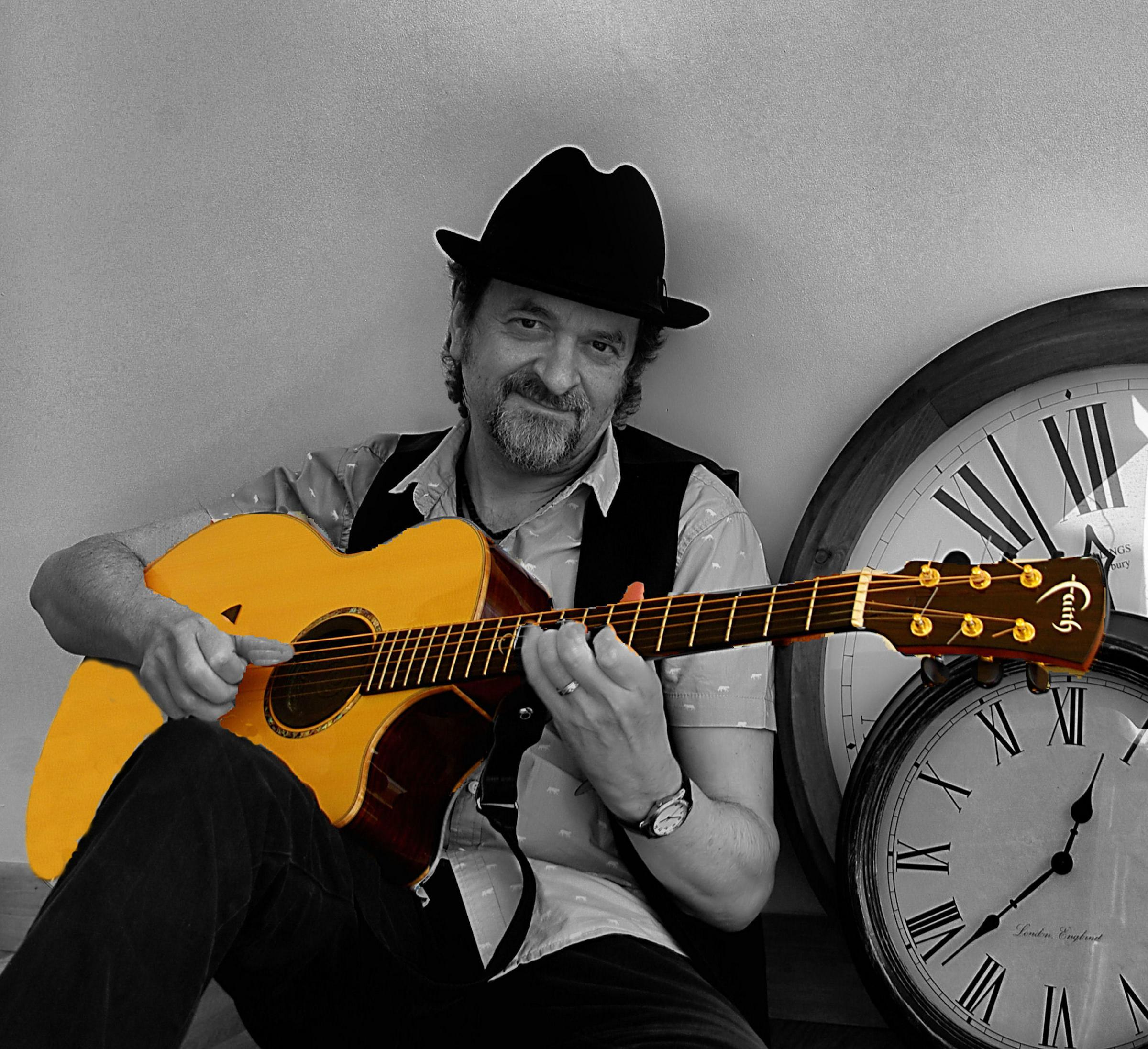 Keith Thompson UK. Singer/Songwriter - Acoustic/Blues