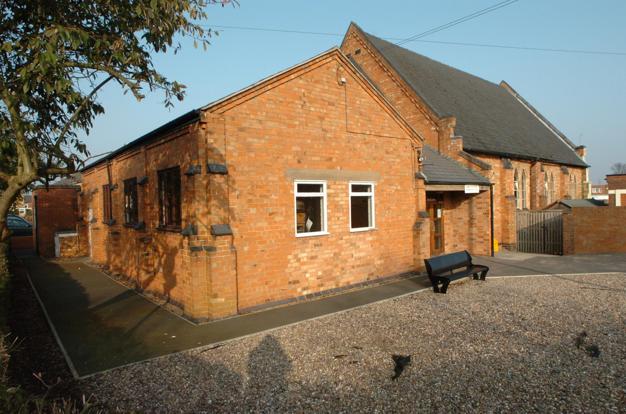 Community Hall Droitwich.