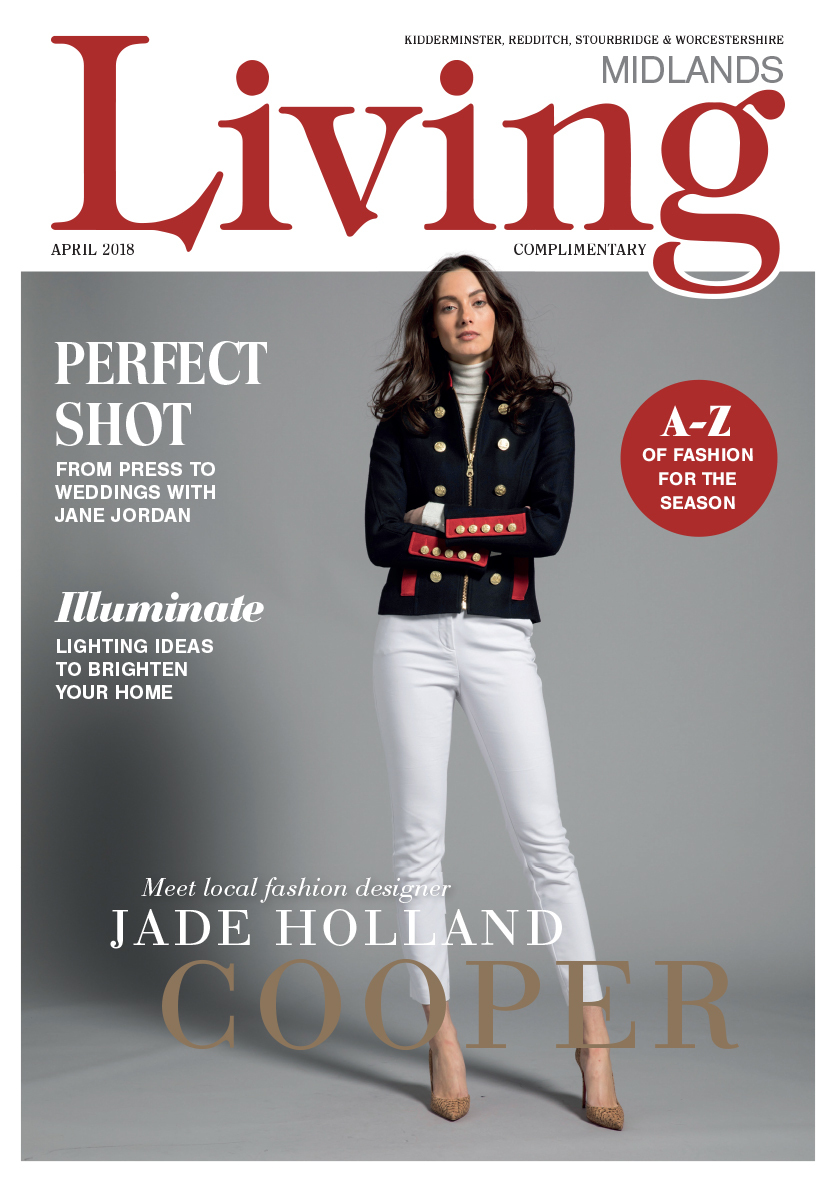 The latest edition of Living magazine is out now