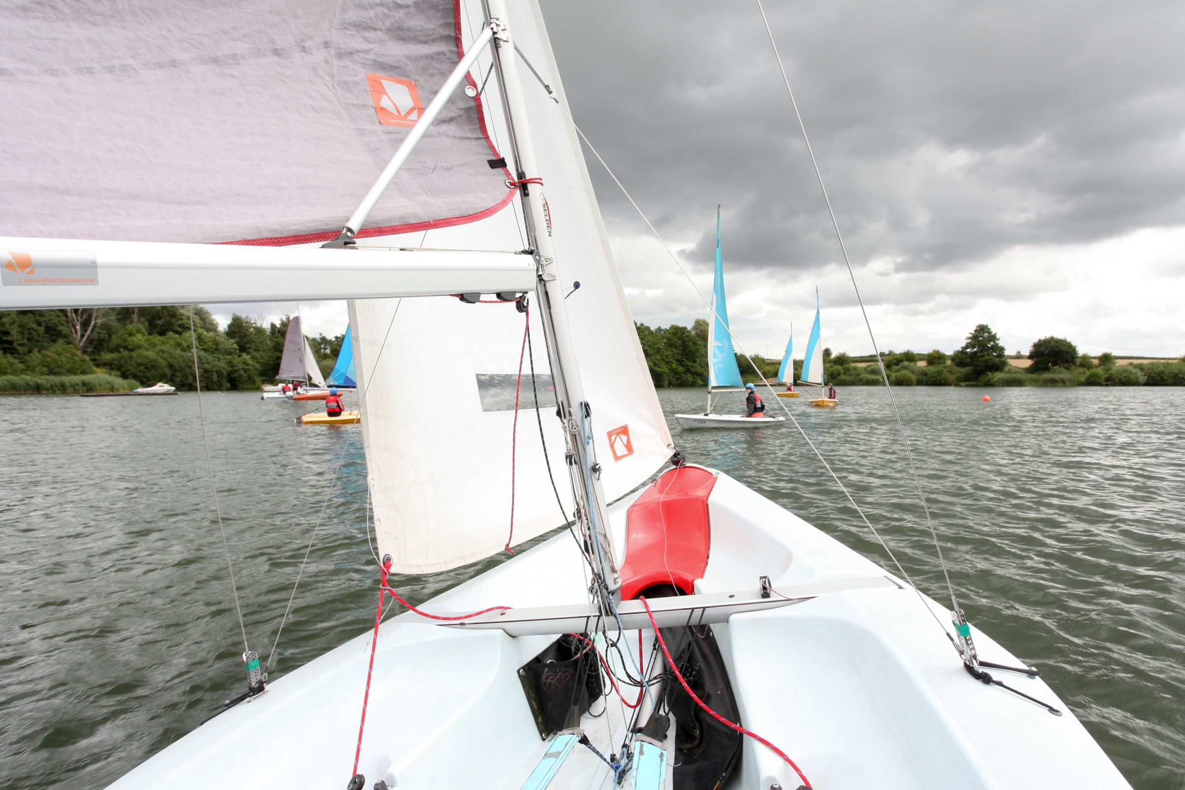 Royal Yachting Association Try Sailing/Upton Warren Canoe Club Try Canoeing Event