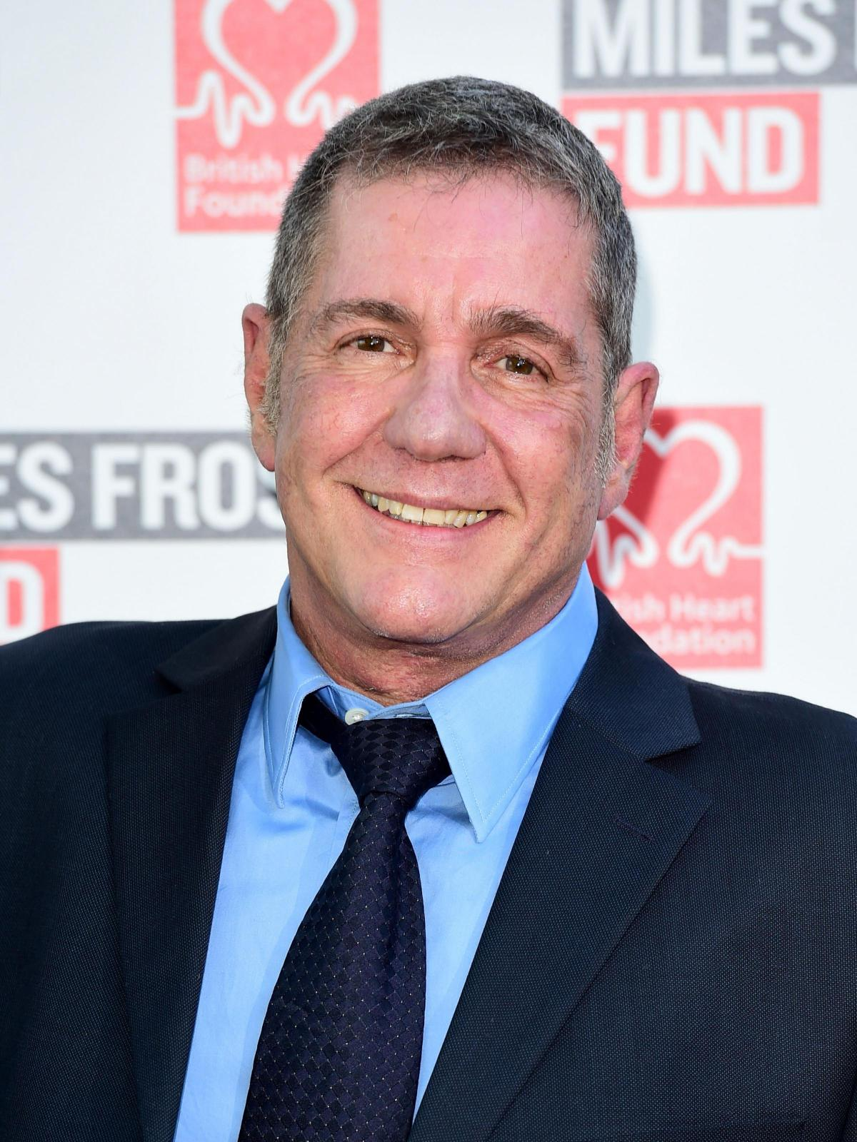 Dale Winton attending the Frost Summer Party Fundraiser in London. The presenter has died at the age of 62 Photo Ian West/PA Wire.