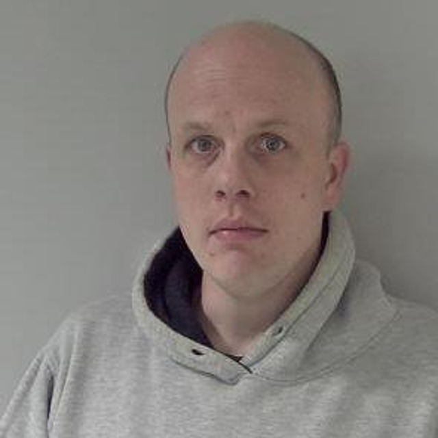 WANTED: Richard Howlett. Photo supplied by West Mercia Police