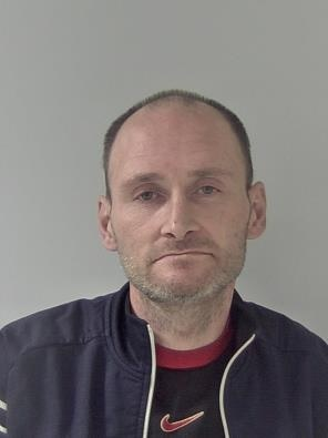 Terry Dowling. Photo: West Mercia Police