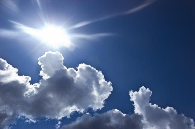 Weather: Some sunshine and cloud