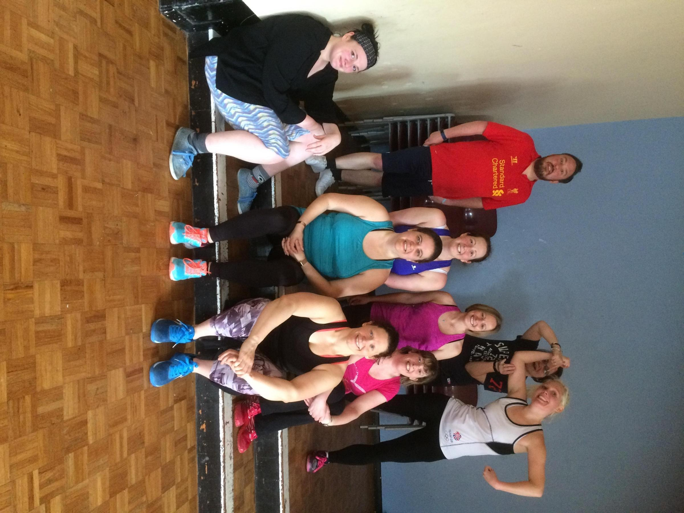 FITNESS: A new exercise programme has been launched for Droitwich residents