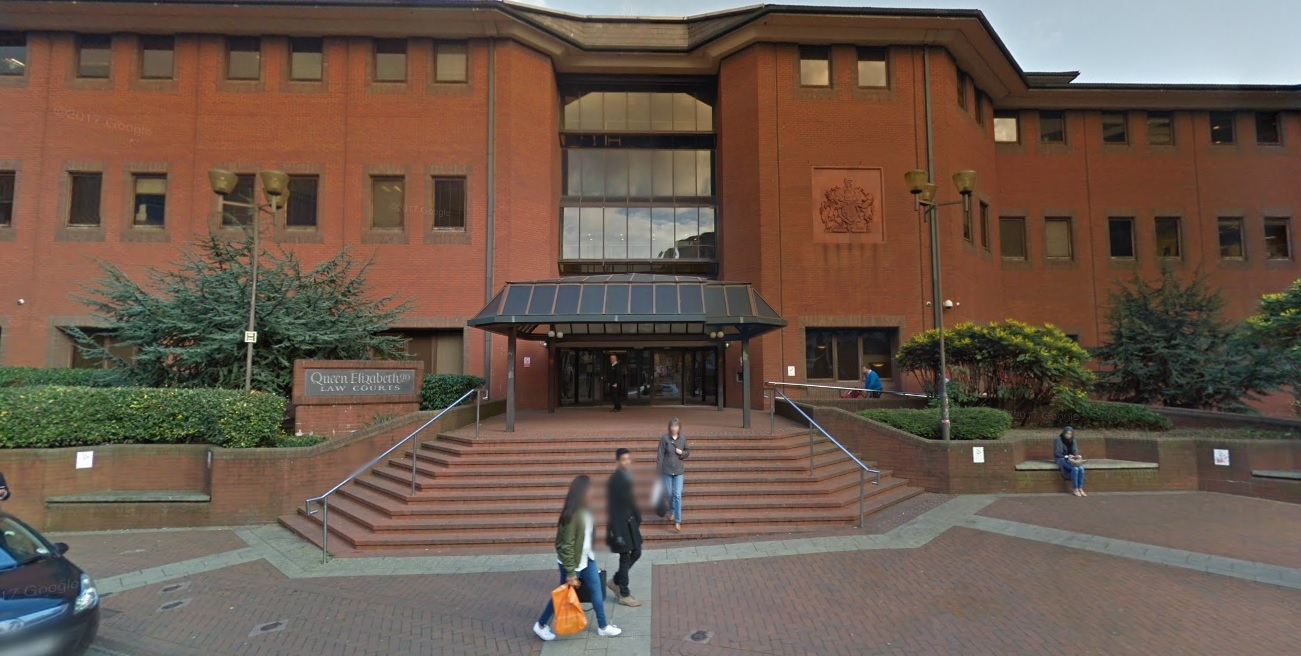 Birmingham Crown Court. Photo: Google Street