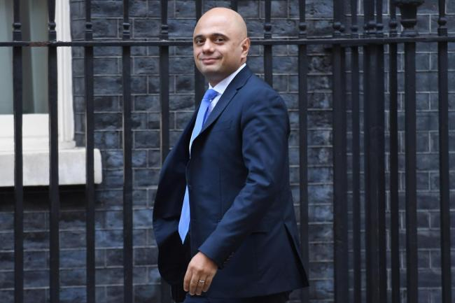 Bromsgrove MP Sajid Javid. Photo by PA