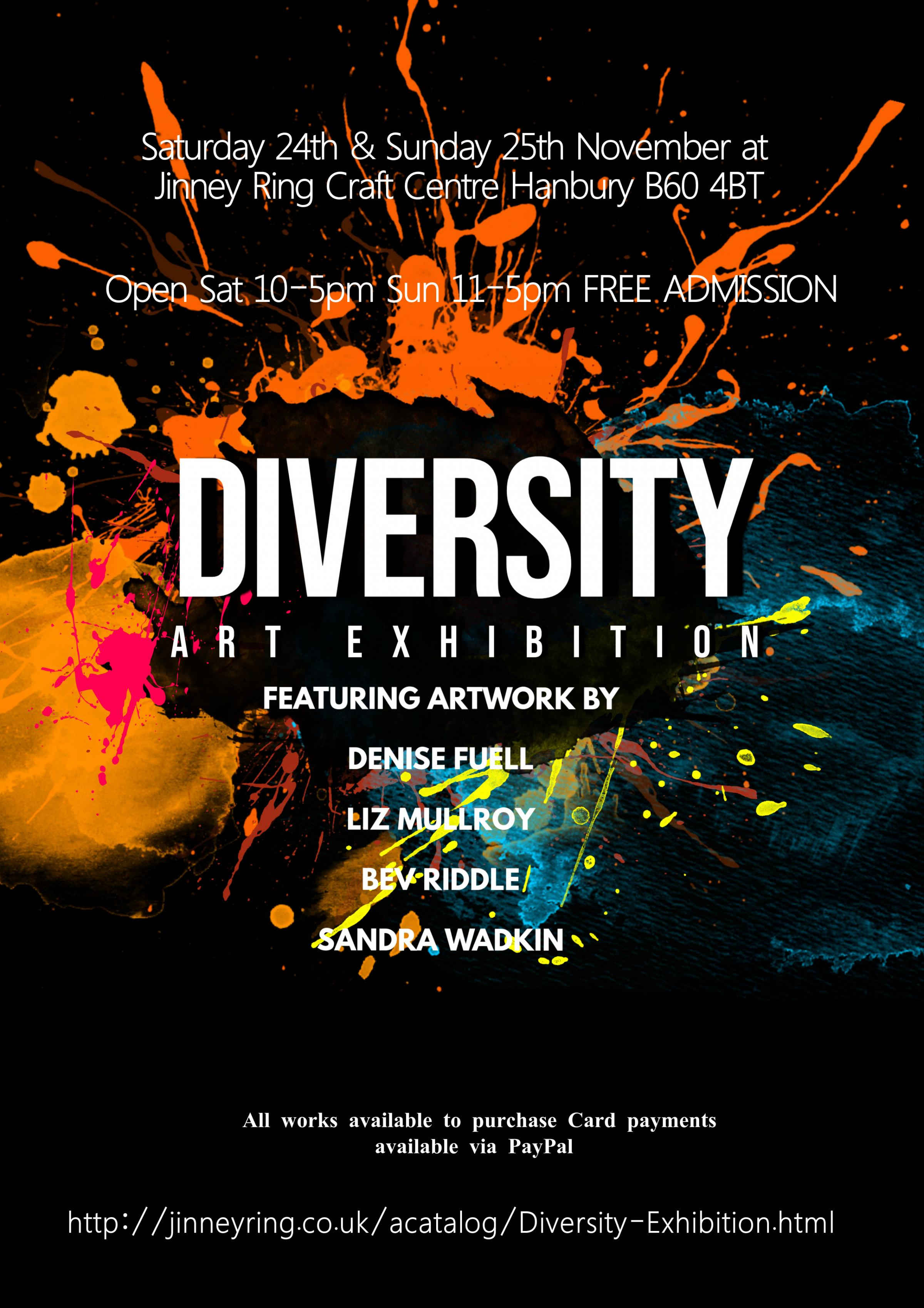 Diversity Art Exhibition