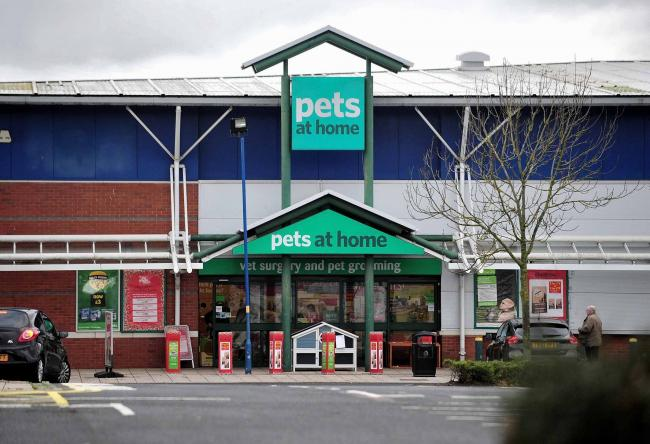 Fears Over Potential Pets At Home Closures Droitwich Advertiser