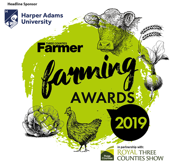 Droitwich Advertiser: Three Counties Farmer Farming Awards 2019