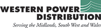 Droitwich Advertiser: Western Power Distribution logo