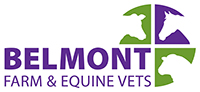Droitwich Advertiser: Belmont Farm & Equine Vets logo