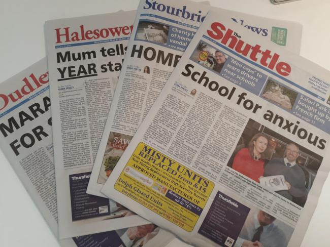 The day's biggest stories in the Black Country and north Worcestershire.
