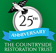 Droitwich Advertiser: The Countryside Restoration Trust Logo