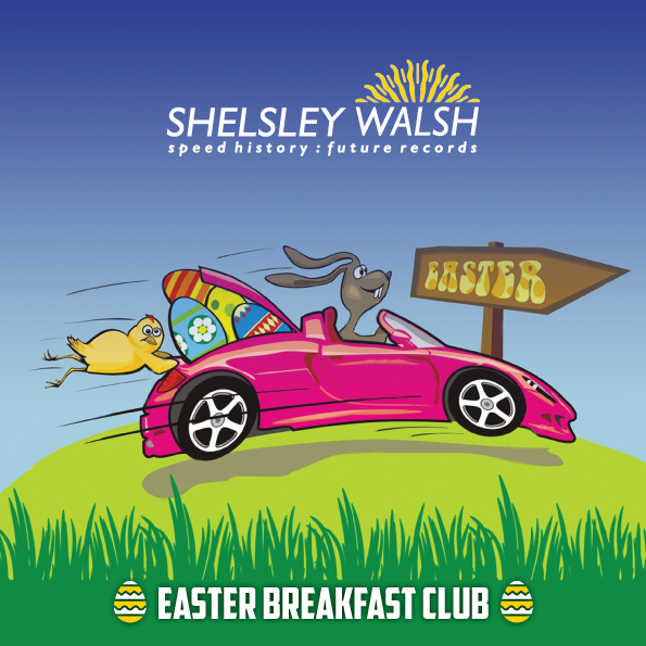 Shelsley Walsh Breakfast Club
