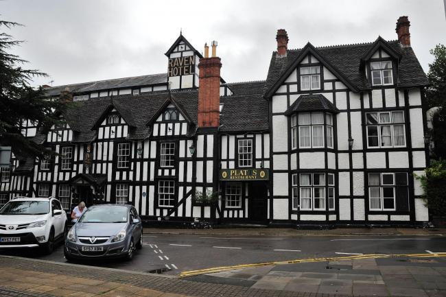 CONCERNS: There are concerns about the Raven Hotel in Droitwich. Picture: Jonathan Barry